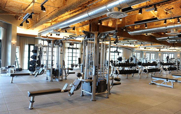 Wai wolcott wolcott architecture interiors culver city for Gym interior design