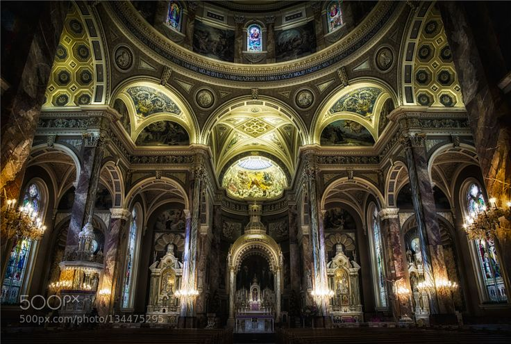 Basilica of St Josaphat by marcperrella
