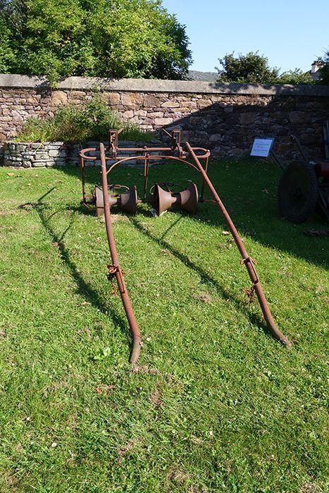 Turnip scarifier (horse drawn) date unknown