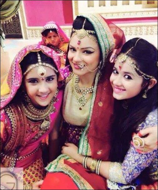 Roshni, aashka and janat :-)