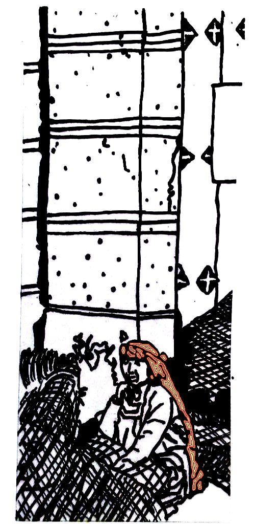 Mujeres de Tlacolula con tocados y rebozos (8)