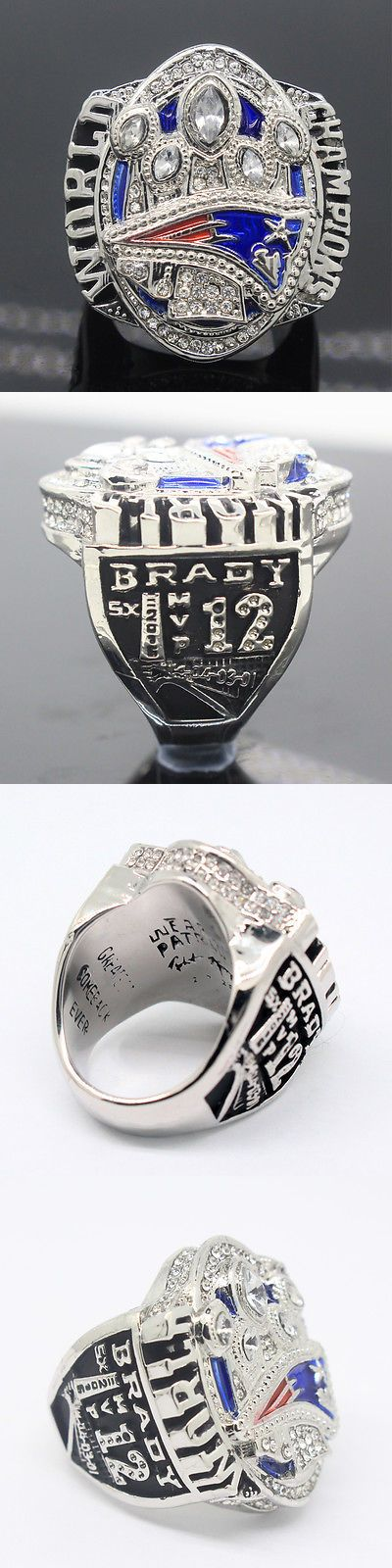 Other Fan Apparel and Souvenirs 465: Lot Of Five (5) 2017 New England Patriots Superbowl Rings Buy American Not China -> BUY IT NOW ONLY: $149.99 on eBay!