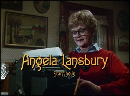 Angela Lansbury, Jessica Fletcher Murder She Wrote... I don't care how hokey some people think it is...she is a wonderful actress...Look at her earlier works! I enjoyed how they pulled all the actor greats in as guest murderers...actors she worked with in old Hollywood... I could watch these episodes over and over...can't say that about most tv shows... Show had a great supporting cast...they had a wonderful connection with each other...
