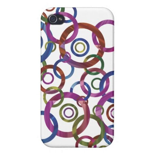 Circle Dance Covers For iPhone 4