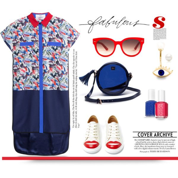 How To Wear Tunic Dress... Outfit Idea 2017 - Fashion Trends Ready To Wear For Plus Size, Curvy Women Over 20, 30, 40, 50