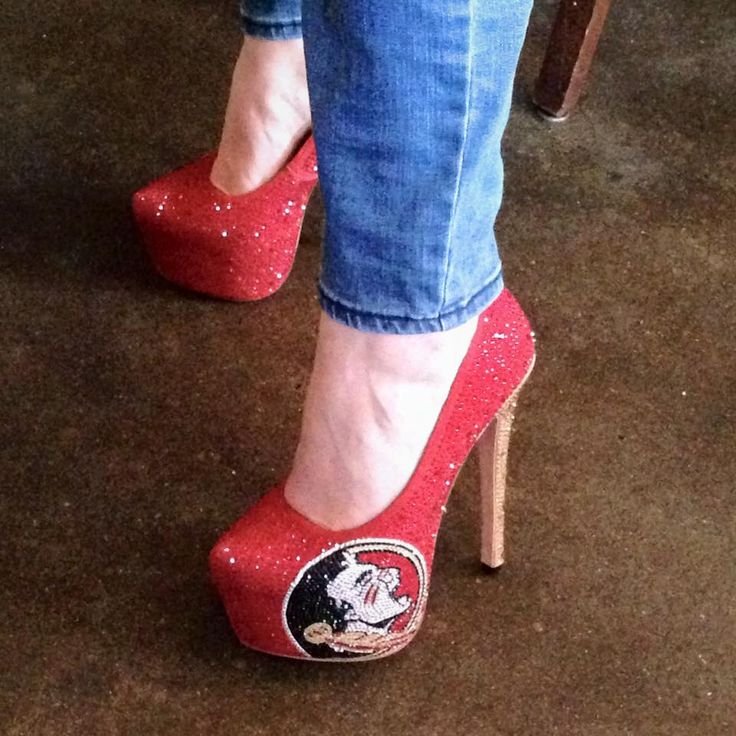 http://www.herstar.com/products/2014-15-limited-edition-florida-state-seminoles-crystal-pumps