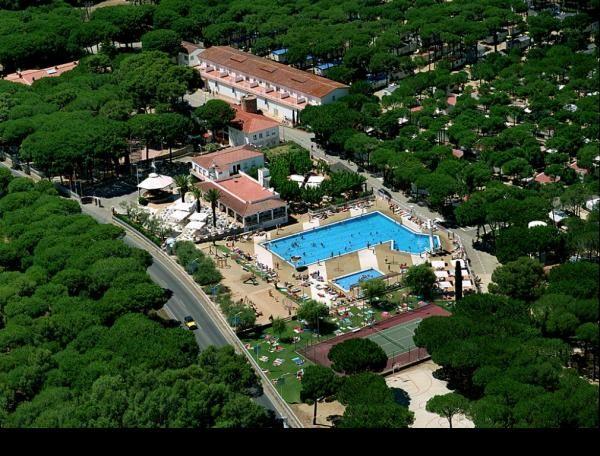 Camping Cypsela. Girona-Costa Brava. Spain