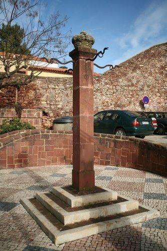 Pelourinho- Castelo de Silves