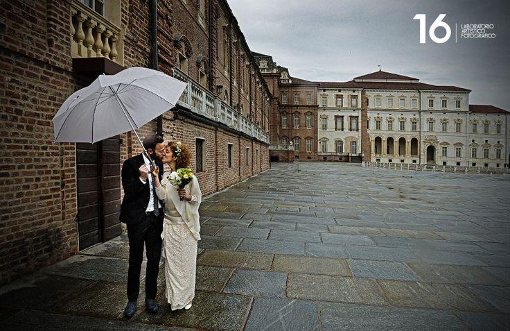 Wedding Glamour in Turin: Location alla Reggia di Venaria