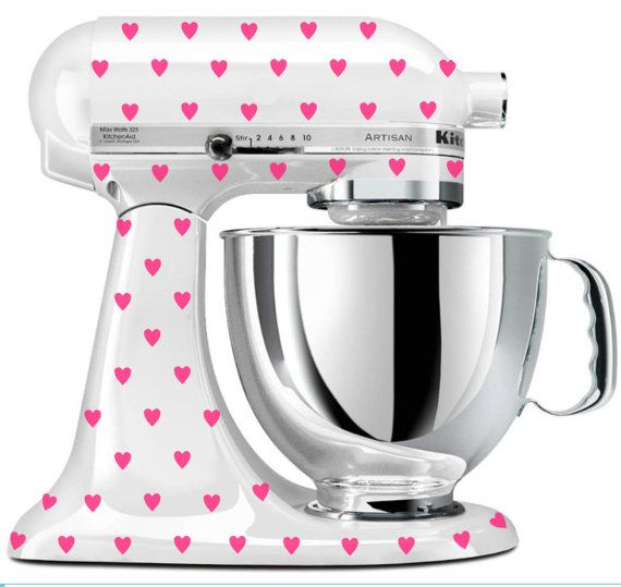 241 best images about guilty pleasures things i want on pinterest mermaid towel lion ring and - Flamingo pink kitchenaid mixer ...