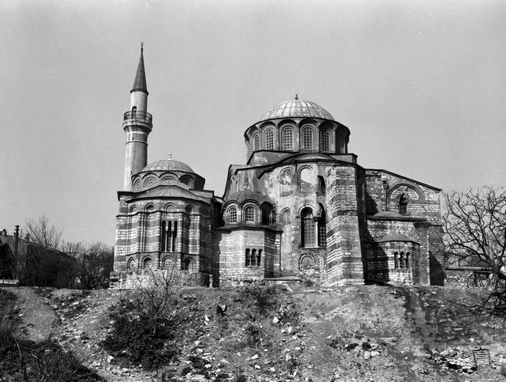 Kariye Camii, 1968