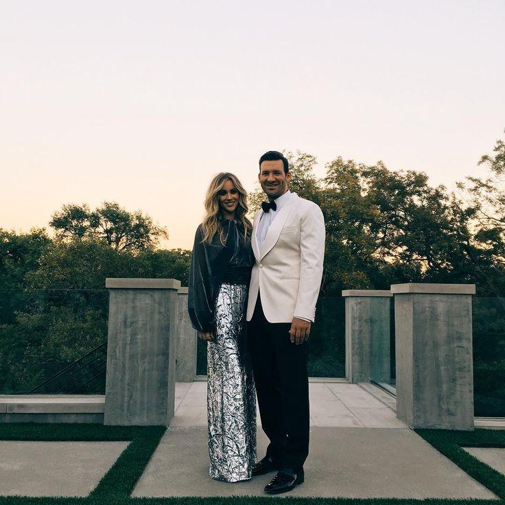 Tony Romo, Candice Crawford Romo Expecting Third Child Together - Us Weekly