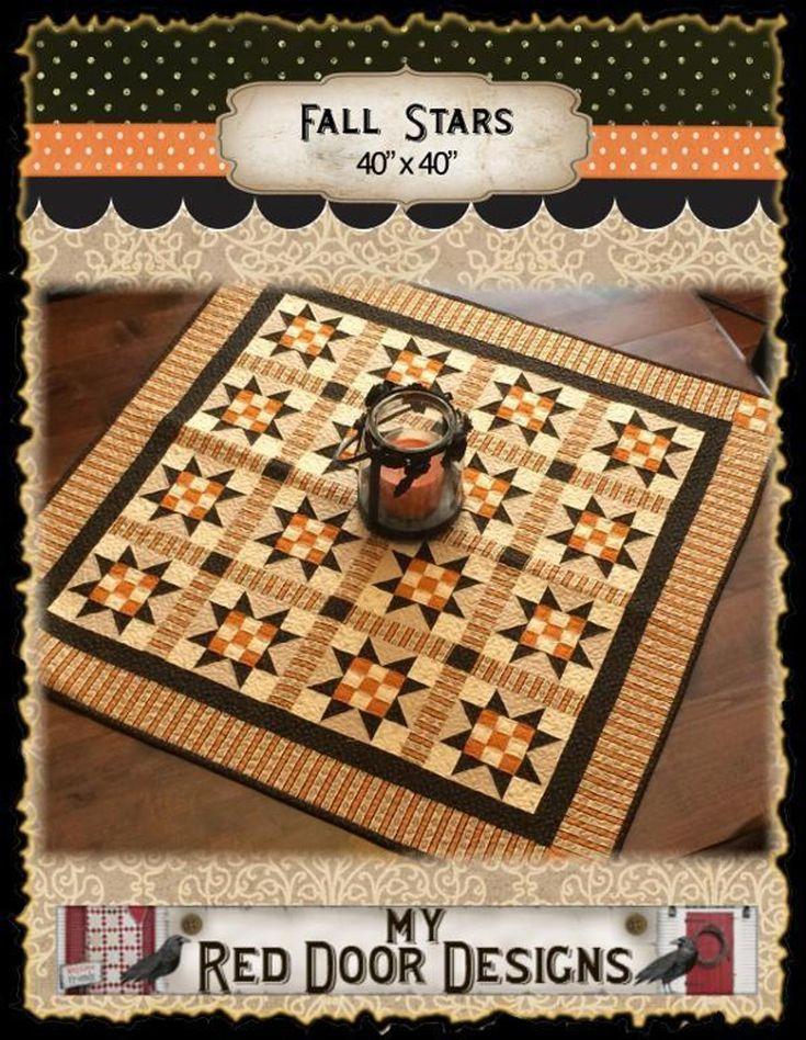 FALL STARS   Craftsy