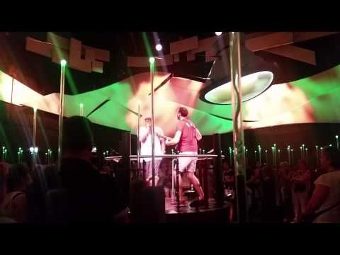 Bee J Performance at the Germany Pavilion - 2015 Milan Expo