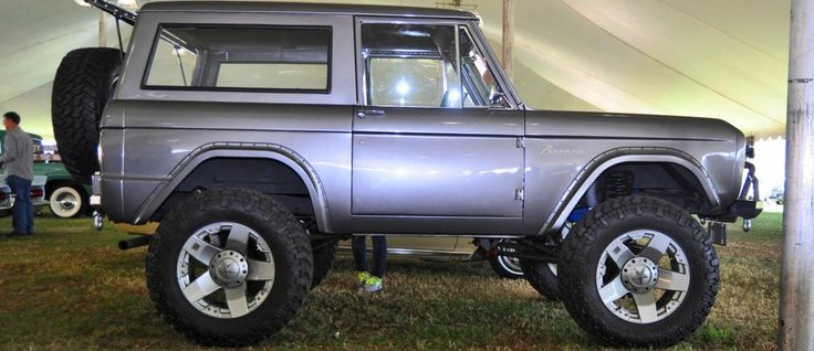 The 25 Best Ford Bronco 2015 Ideas On Pinterest