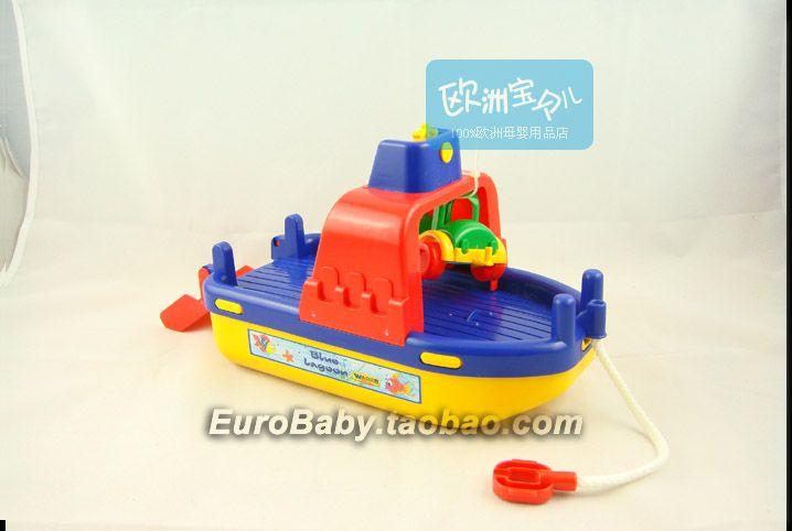 Германия куликов окружающей оформление производству игрушек детские игрушки 75350 Два буксиры Taobao 41-