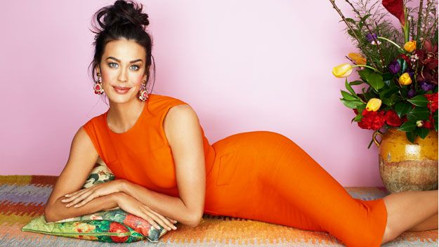 Megan Gale-gorgeous
