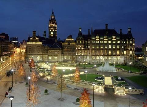 Sheffield.