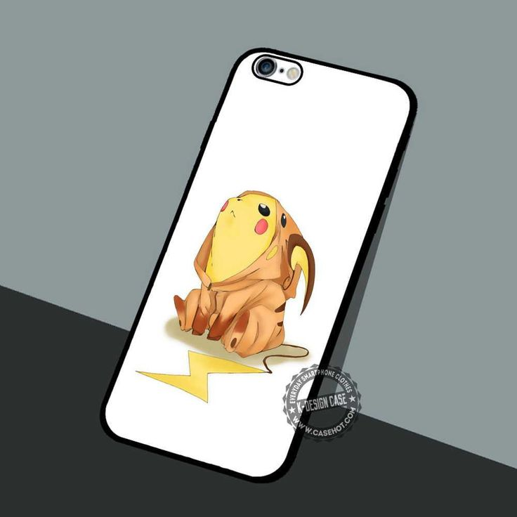 Pikachu In a Costume - iPhone 7 6 5 SE Cases & Covers