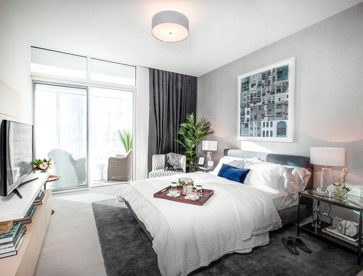 BELGRAVIA Residences In Jumeirah Village Circle Dubai UAE Completion December 2016 1 Bedroom Interior DesignBedroom