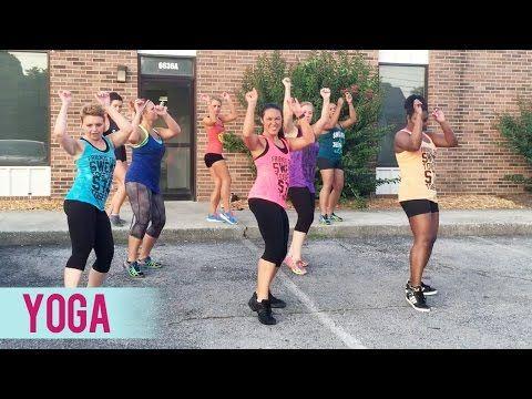 Janelle Monáe - Yoga ft. Jidenna (Dance Fitness with Jessica) - YouTube
