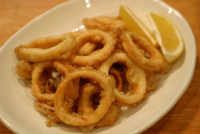 simple and tasty Fried Squid recipe from Awesome Cuisine