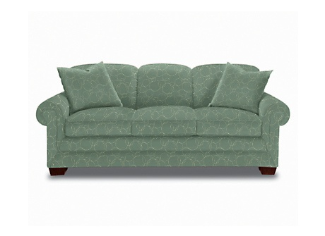 Lazy Boy Sofa With Mineral Color In The Aqua Range Dream