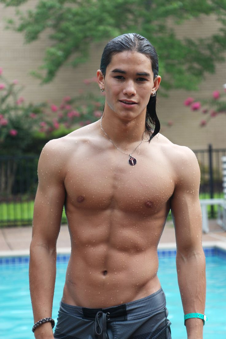 Asian Guy And Teens 36