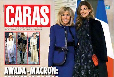 Susana Giménez en la revista CARAS de esta semana (30/01/18).