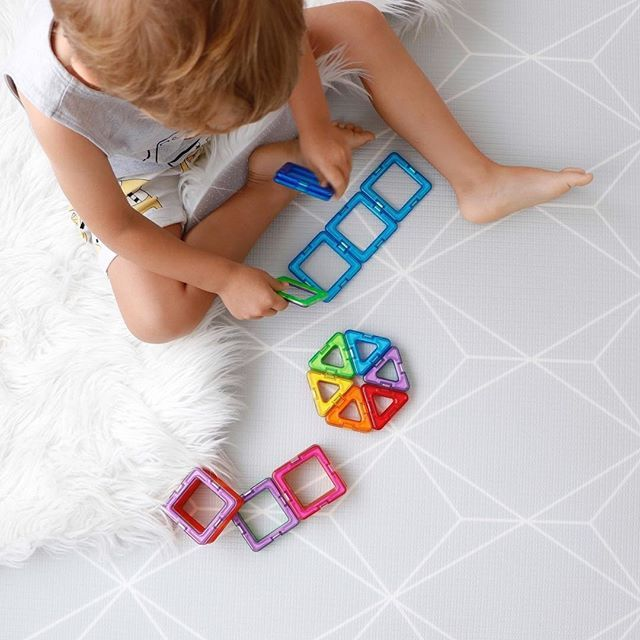 Lets talk Magformers!! Are your kids totally obsessed with these at daycare!? Bring them home and let the kids be creative at home.  @myscandistyle http://ift.tt/1t2cZNf  #lucaslovescars #joyofthetoy #tdpgraduate #businesschicks #stylishkids #motherofboys #boyswillbeboys #cars #kidsstyle #toystagram #playroom #play #playtime #kidsroom #playmatters#thelittlethings #kids #kidsparty #shopsmall #shoponline #wildboys #aussiemums #melbournemum #sahm #motherhood  #letthembelittle #mumofboys…