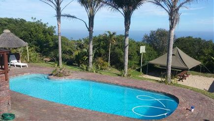 New Website for Ocean View Lodge:sparkling-pool-brenton-on-sea-ocean-view-lodge