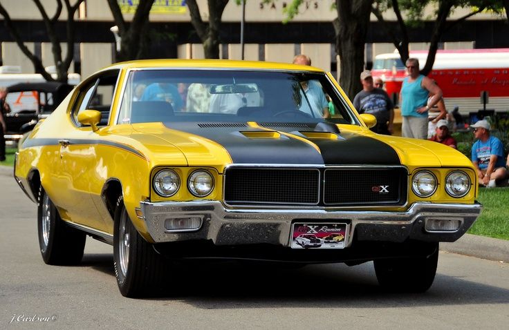 1972 Buick GSX Uploaded to Pinterest Buick gsx, Buick