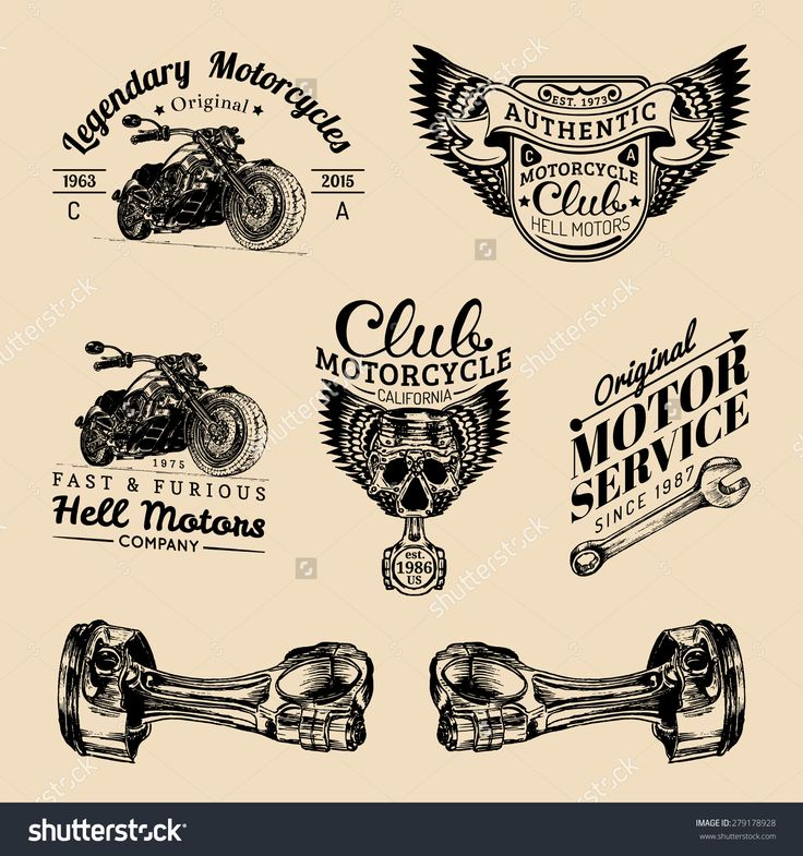 Best 25 Motorcycle Logo Ideas That You Will Like On