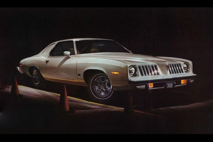 1978 Pontiac Grand Am...Best car Dad ever had.