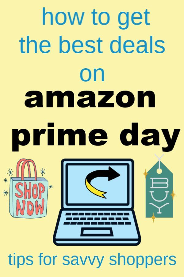 Get The Best Amazon Deals On Prime Day With These Shopping Tips