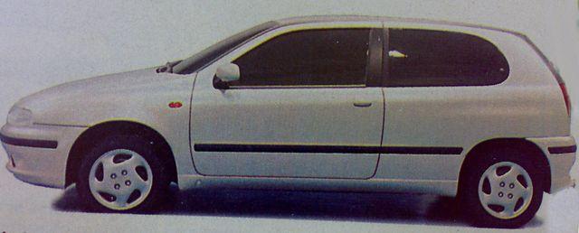 OG | 1995 Fiat Bravo Coupé | Prototype