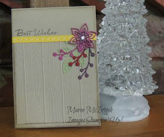 Maree McIntosh Stampin' Up Demonstrator,Australia: INKspired Sketch Blog hop 61 -