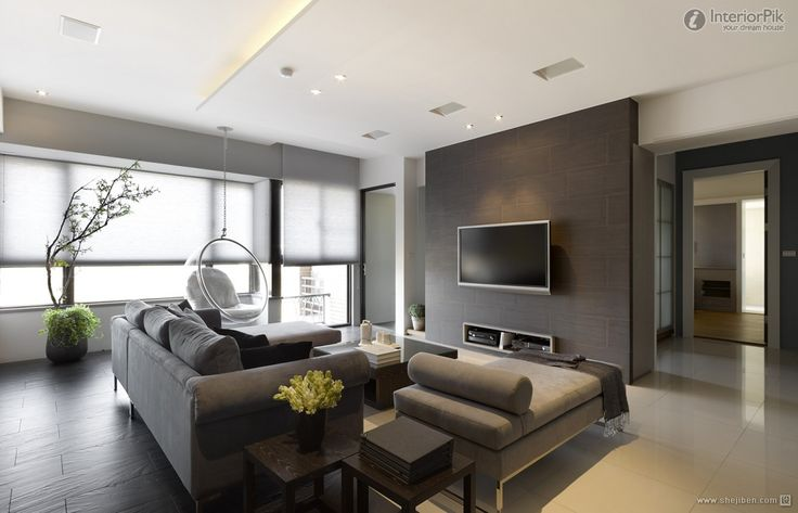 Encyclopedia of contemporary small apartment living room ...