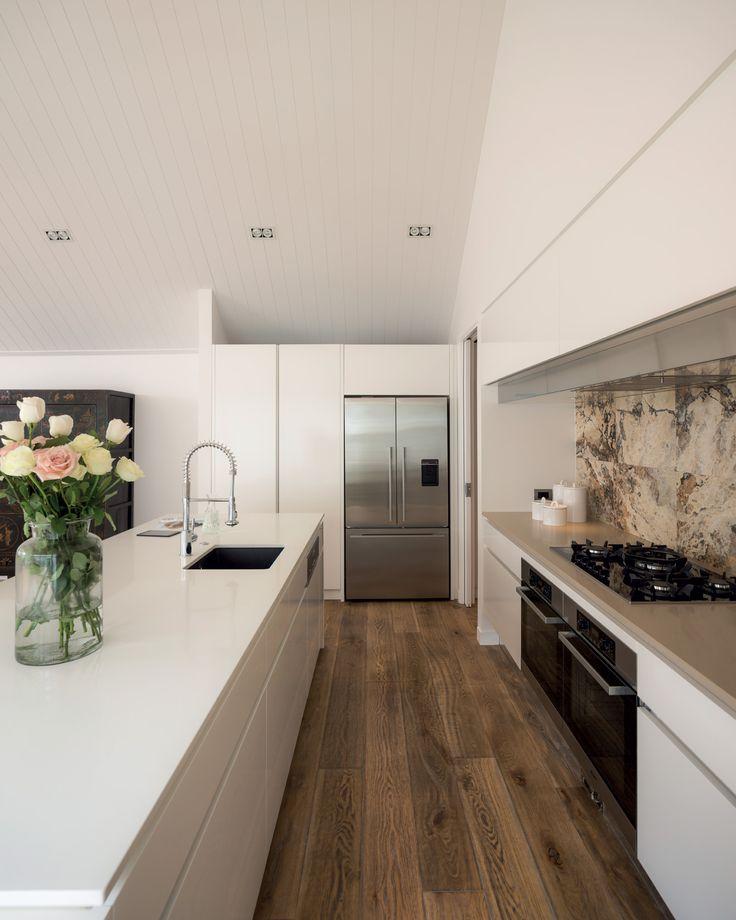 Modern Kitchen Splashbacks best 25+ oak splashbacks ideas on pinterest | cream kitchen tile