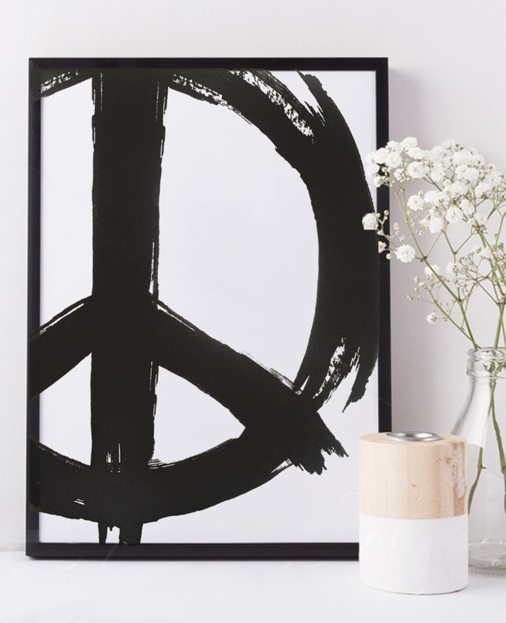 Peace - Limited Edition Print    Hunters