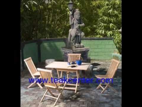 [ad1] http//www.teakcenter have many variety of · Teak Garden FurnitureFolding  ...