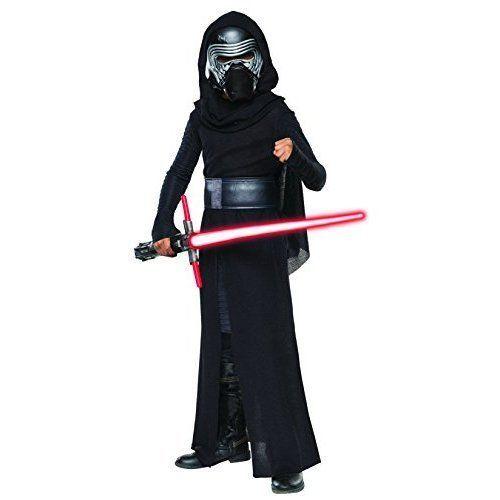 Halloween Star Wars The Force Awakens Childs Deluxe Kylo Ren Costume Medium New #RubiesCostumeCo
