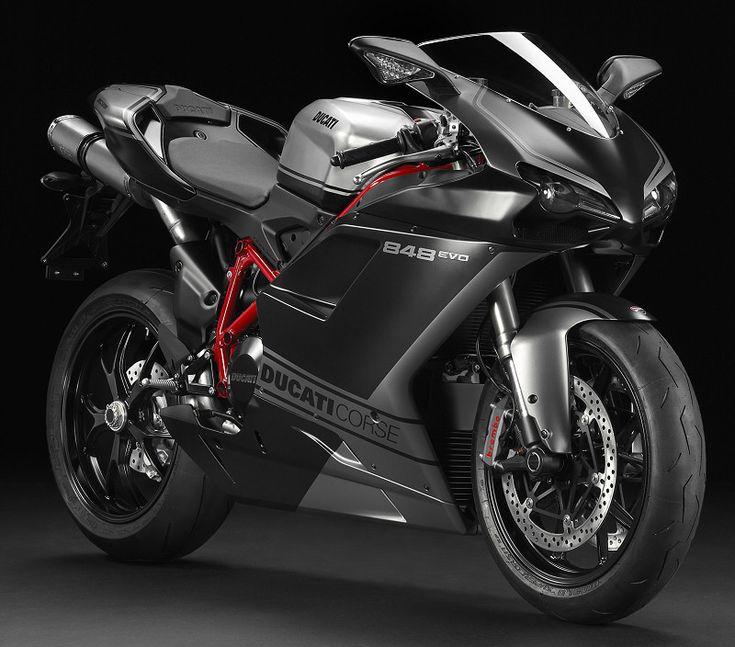 Ducati 848 evo CORSE Special Edition 2013