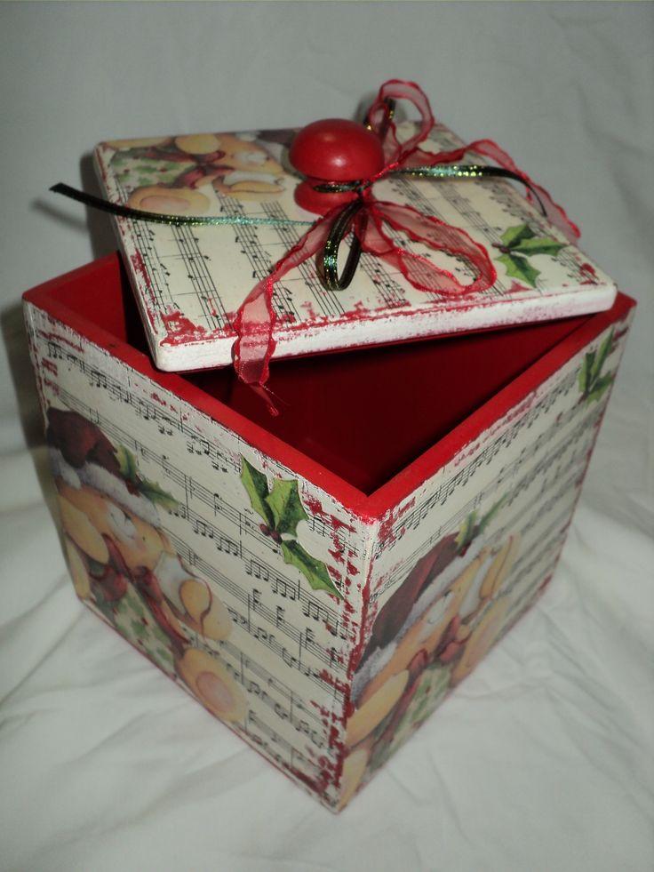 Galletero Navidad