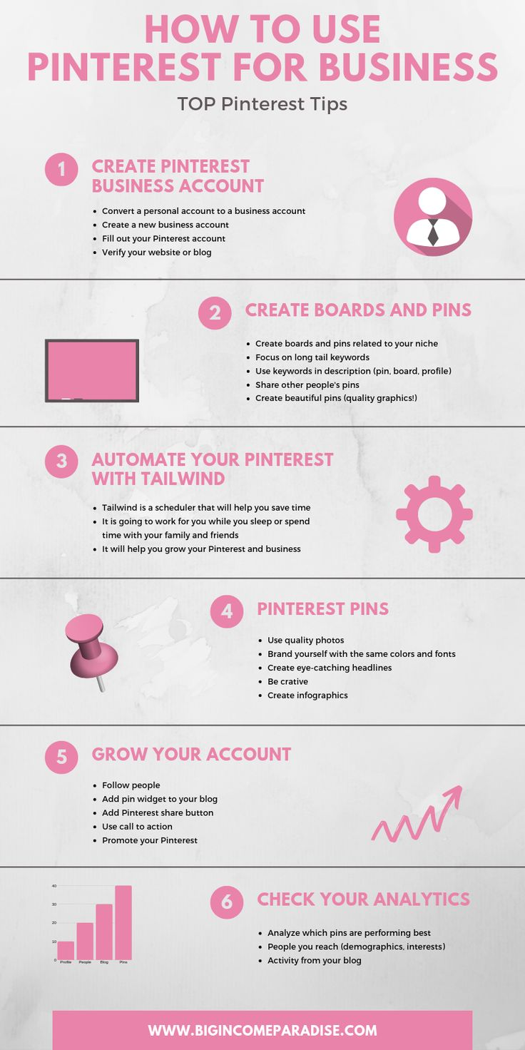 Use Pinterest For Business – Check Out These TOP Pinterest Tips Start using Pint…