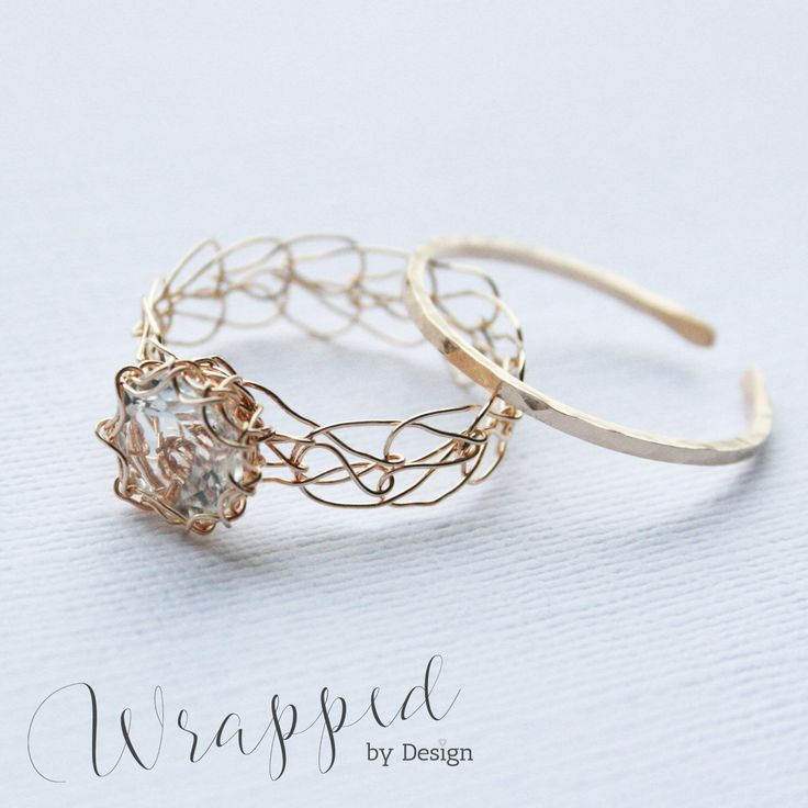 Attractive Wire Crochet Rings Component - Wiring Diagram Ideas ...