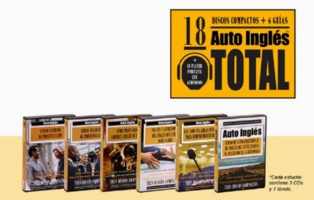 Aprender ingles rapido con Auto Inglés Total