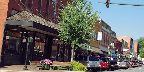 Why Sylva Might Be The Best Small Town In North Carolina