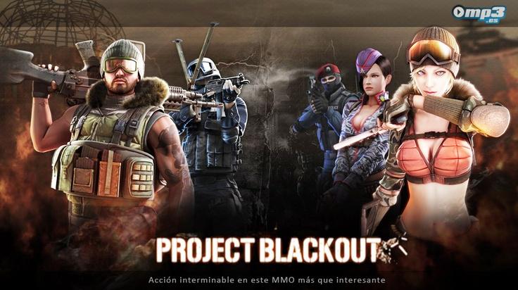 Tutorial: Cómo crear una cuenta en Project Blackout - Les recomendamos que prueben la experiencia de jugar a este MMO de acción en primera persona. Mapas destruibles, armas con expansiones, personajes atractivos, eso y mucho más en este juego adictivo.  Aquí les enseñamos cómo crear una cuenta para entrar al campo de batalla. ¡Vamos! http://blog.mp3.es/como-crear-una-cuenta-en-project-blackout/?utm_source=pinterest_medium=socialmedia_campaign=socialmedia