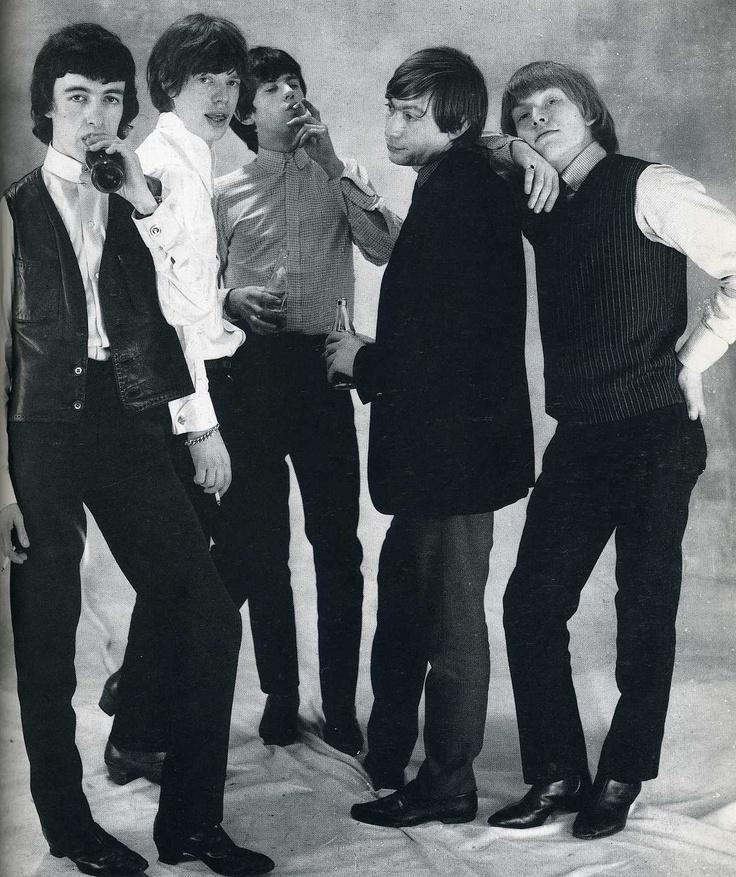 Rolling Stones / Norman Parkinson